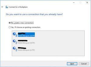 How to establish VPN before Windows login – ELVIS'S