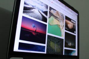 Sliderji oz. drsniki in foto galerija